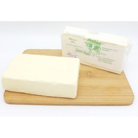 Beurre cru 250 gr