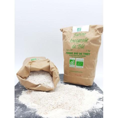 Farine de blé BIO complète...