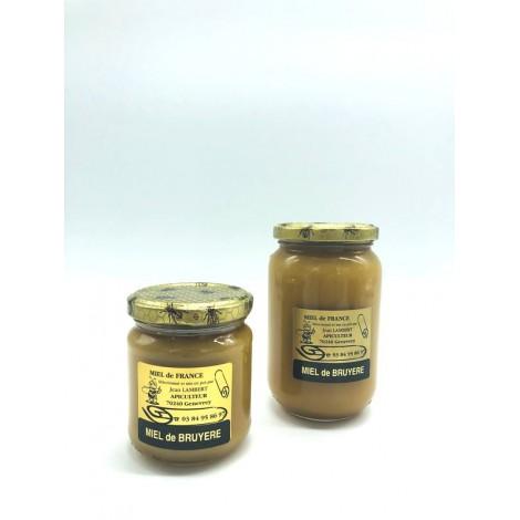 Miel de Bruyère 500 gr