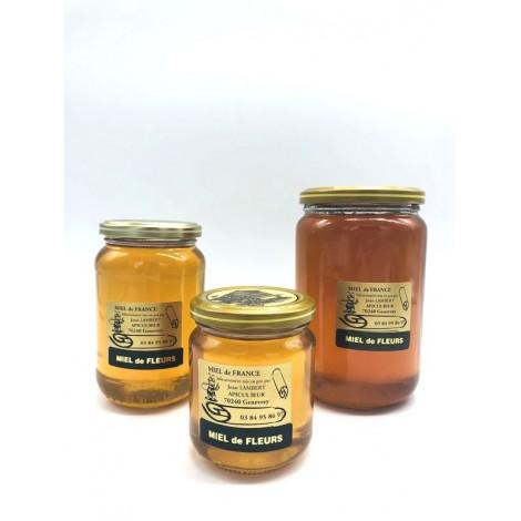 Miel de Fleurs 250 gr