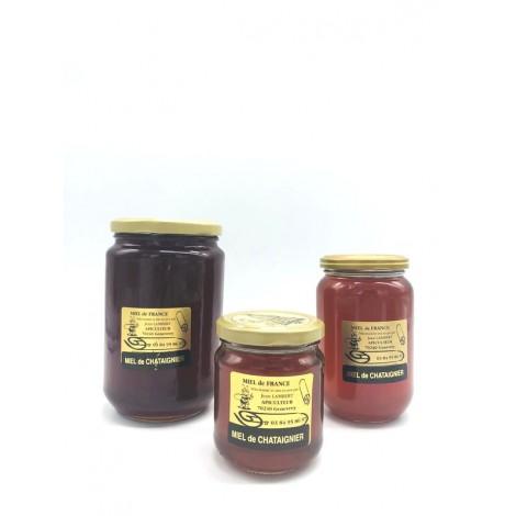 Miel de Châtaignier 250 gr