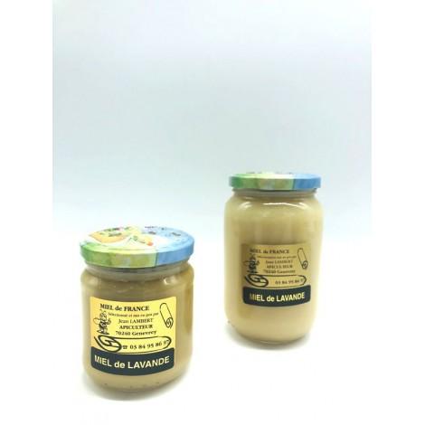 Miel de Lavande 500 gr