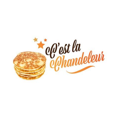 Panier Chandeleur
