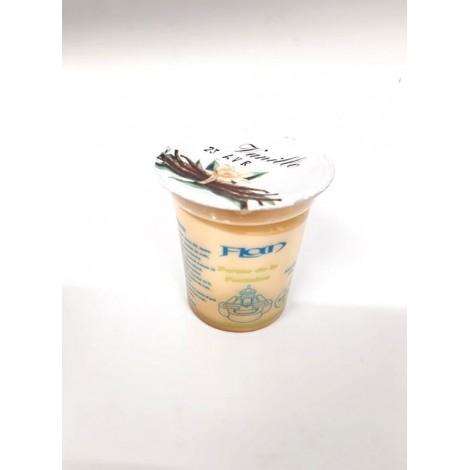 Flan 125 gr Vanille caramel