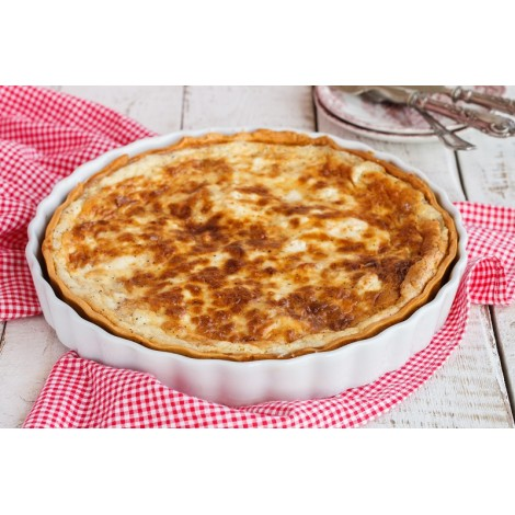 Quiche 3 fromages