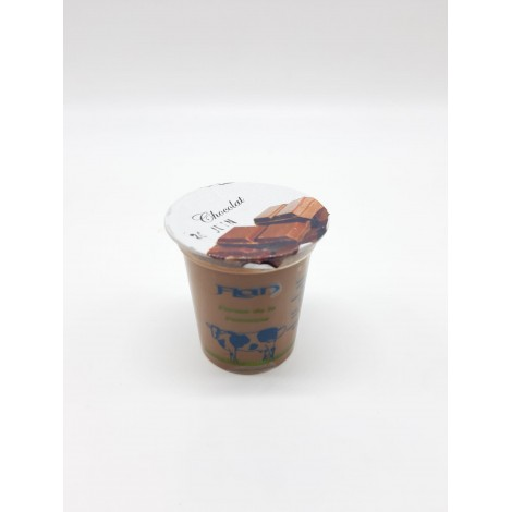Flan 125 gr Chocolat