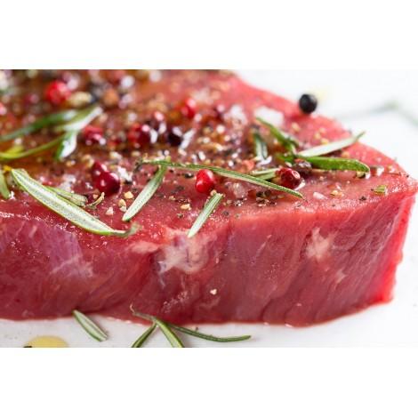 Caissette de steaks de...