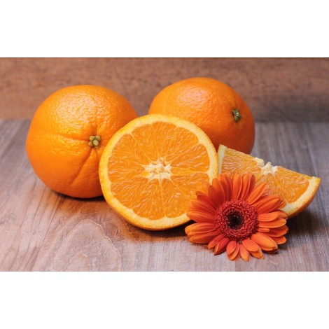 Orange vendue au kg